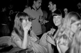Crowd shot (EP Launch Party 13th April 2013)